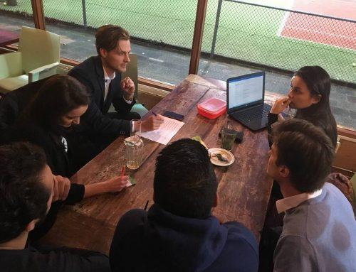 Wij. jongeren druk met nieuwe ideeën voor Rijswijk!