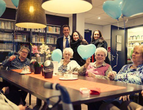 Wij.brengt warmte en positiviteit in Rijswijk