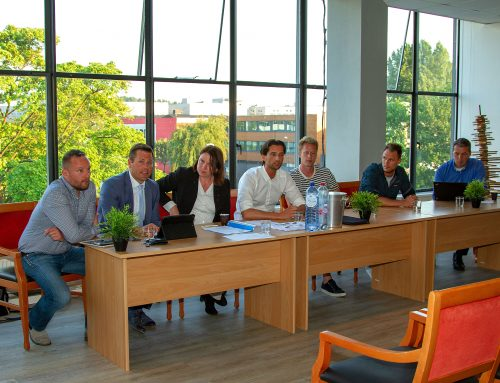 Leden Wij. Rijswijk unaniem akkoord met deelname aan College