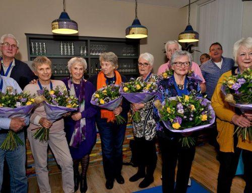 Wie is de meest actieve oudere van Rijswijk?