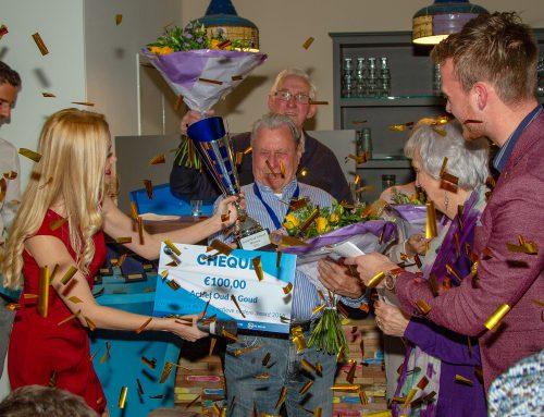 Winnaar 'Actief oud is Goud 2018' is Henk Holtkamp
