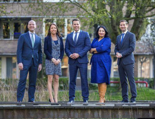BVR, D66, Wij. Rijswijk, CDA en GBR vormen nieuw college Rijswijk.