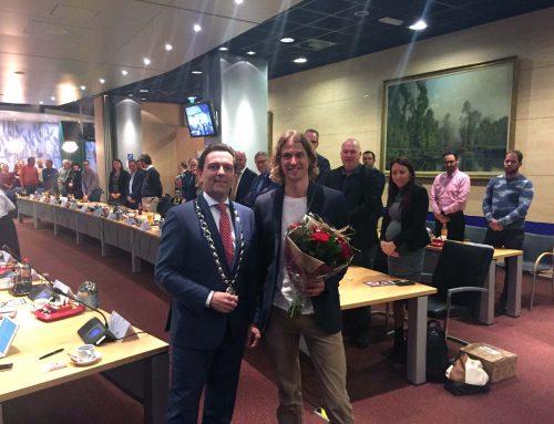 Nieuw raadslid Wij. Rijswijk