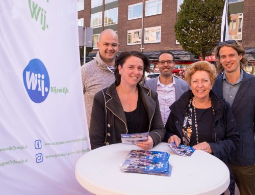 Wij. Rijswijk de stad in!