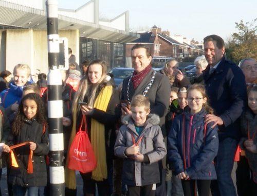 Rijswijkse kinderen kunnen veiliger oversteken dankzij Crosswalk-app