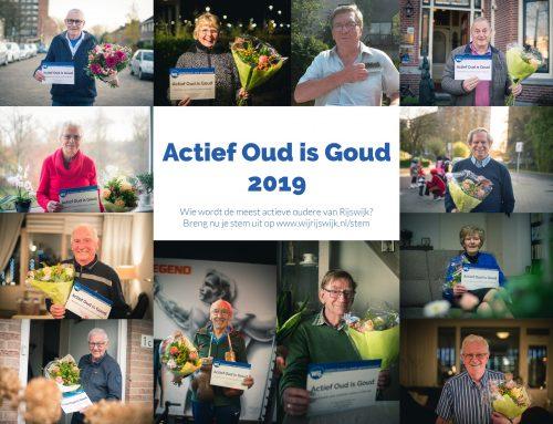 Stem nu op de meest actieve oudere!