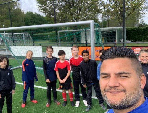 De opstart van sport in Rijswijk