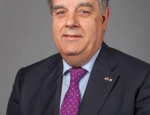 Bas Verkerk waarnemend burgemeester Rijswijk