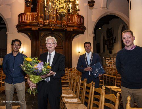 Na 50 jaar ondernemerschap, afscheid van Rijswijk