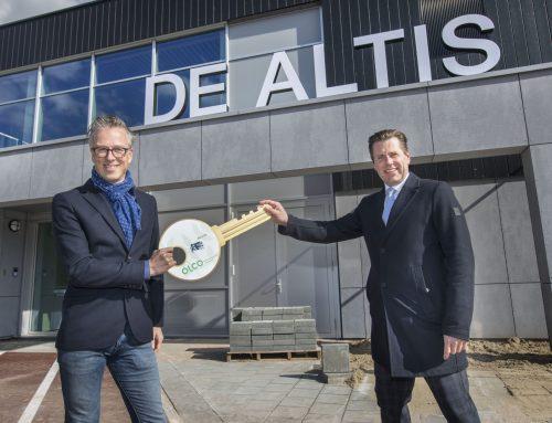 Oplevering sportcomplex De Altis