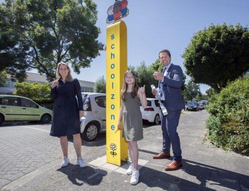 Verkeersveilige schoolzone voor Brede School Steenvoorde