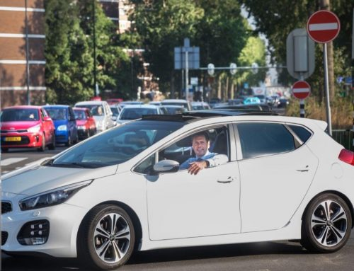 Rijswijk bereikbaar, leefbaar en verkeersveilig